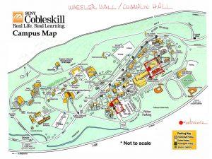 Suny Cobleskill Campus Map   nlschoenshop